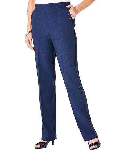 Linen Look Trouser