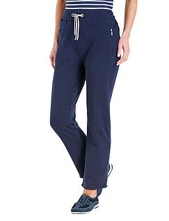Jersey Zip Lounge Pant