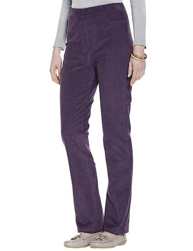 Stretch Cord Trouser