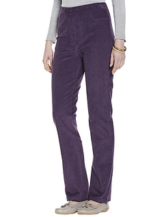 Stretch Cord Trouser