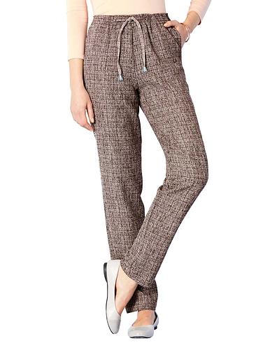 Textured Trouser