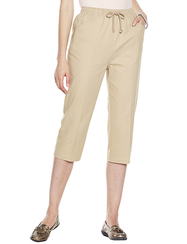 Cotton Crop Trouser