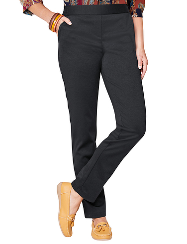 Pocket Ponteroma Trouser