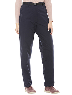 Thermal Lined Water Resistant Trouser With Belt