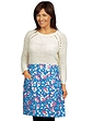 Pack Of 2 Floral Aprons