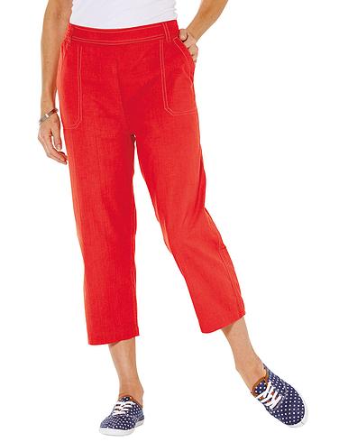 Crop Trouser