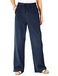 Linen Mix Trouser