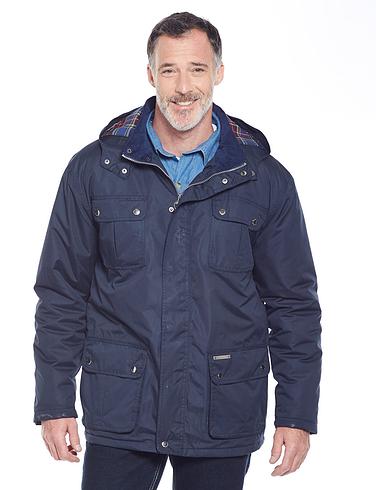 Champion Fully Waterproof Padded Jacket