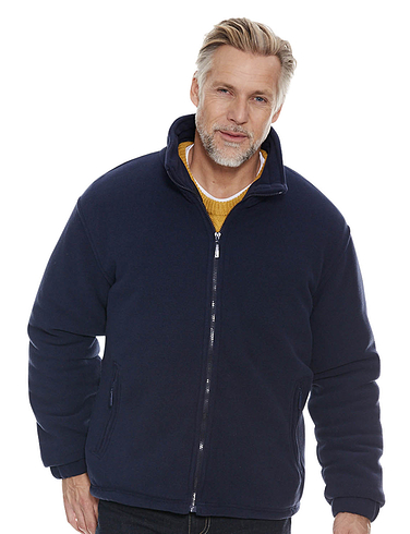 Champion Quilted Fleece Padded Jacket