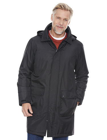 Fully Waterproof Fleece Lined Parka