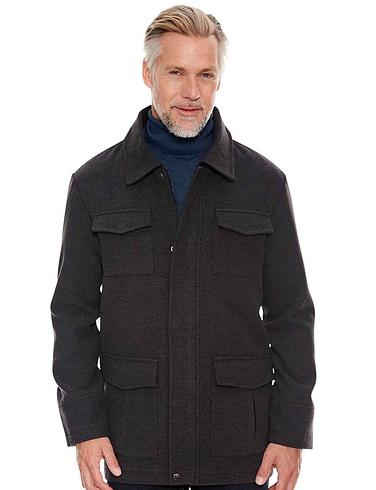 Pegasus Wool Touch Jacket