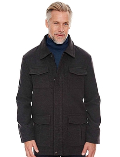 Pegasus Wool Touch Jacket