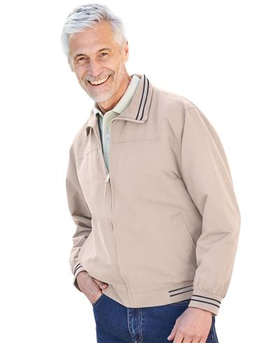 Mens Lined Jacket