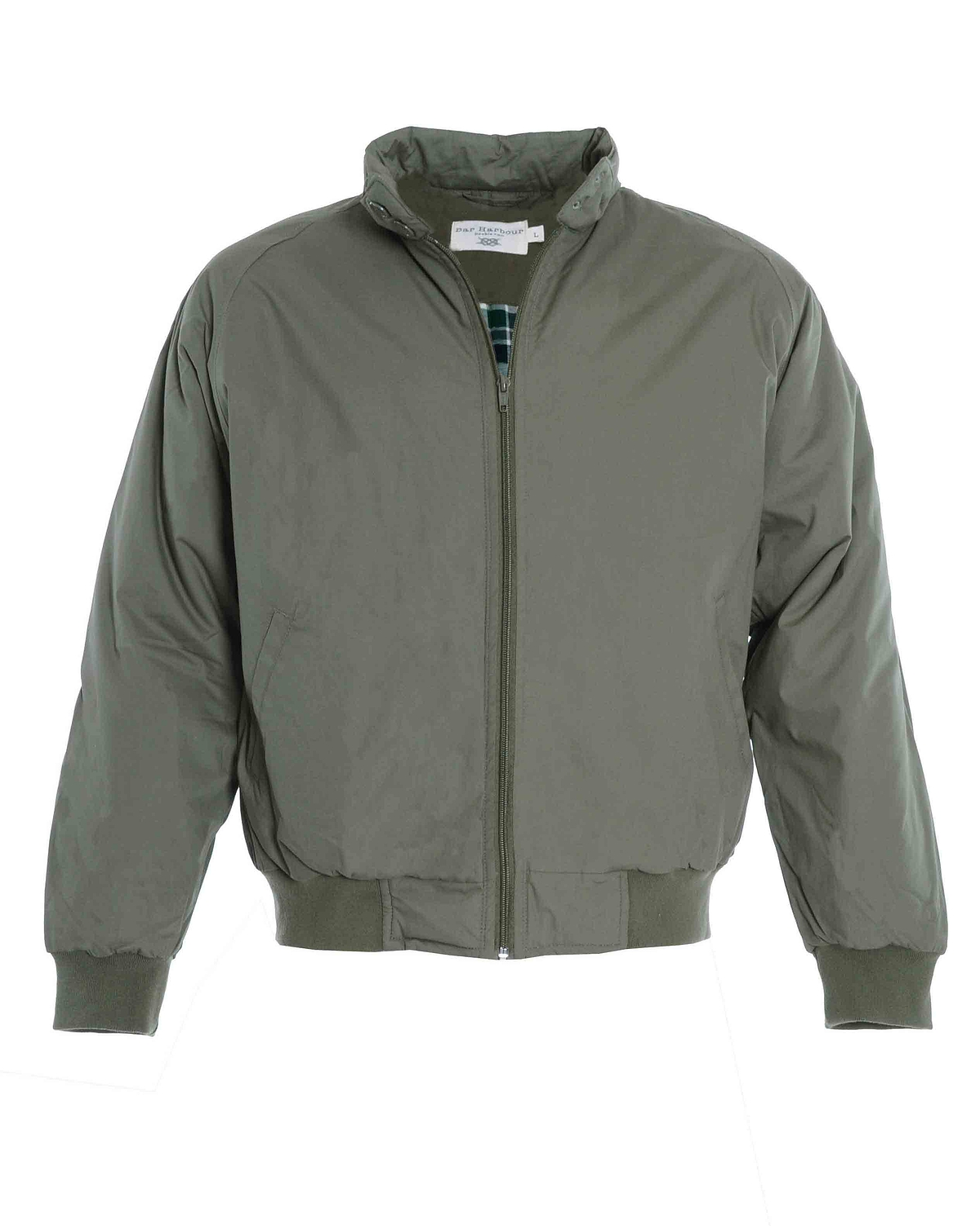 Bar Harbour Water Resistant Winter Padded Jacket - Olive