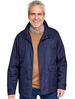 Pegasus Water Resistant Sherpa Lined Jacket
