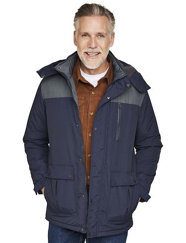 Pegasus Woven Waterproof Jacket With Fleece Lining