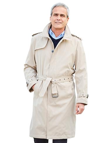 Aldon Trench Style Raincoat