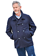 Pegasus Wooltouch Reefer Style Jacket
