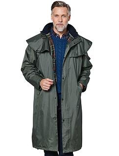 Champion Fully Waterproof Huntsman Coat - Olive