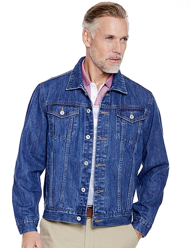 Western Denim Jacket