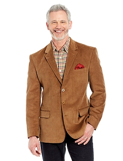 Men's Tailored Corduroy Jacket