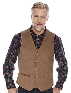 Corduroy Waistcoat