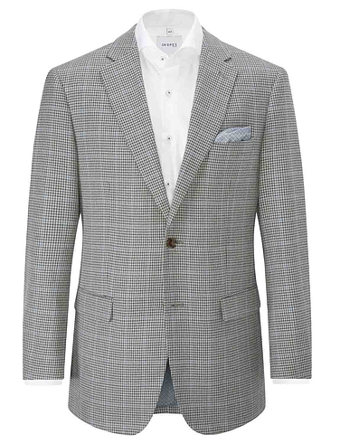 Skopes Moulton Tailored Check Jacket