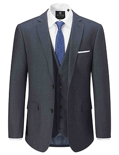 Skopes Harcourt Textured Suit Jacket