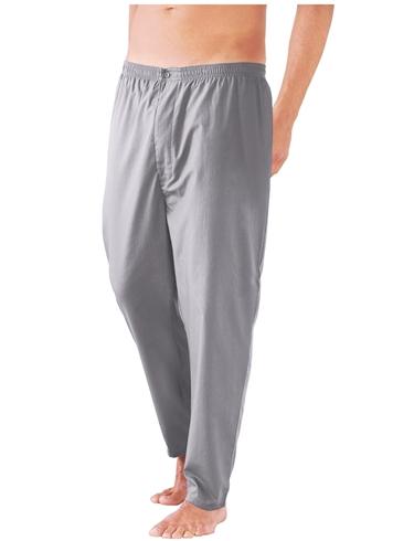 2 Pack Tie Cord Waist Pyjama Trousers