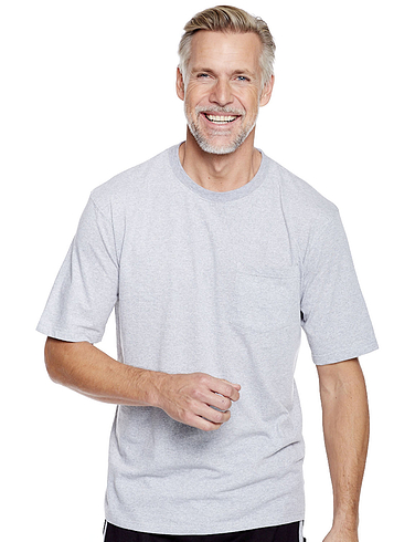 Pack of 2 Jersey Lounge T-shirts