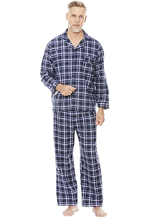 Assorted Brushed Cotton Pyjamas