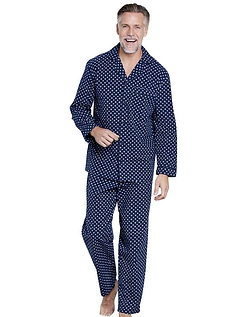 Tootal Men's Printed Design Pyjamas