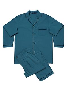 Rael Brook Cotton Rich Traditional Pyjamas
