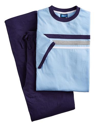 Knitted Jersey Pyjamas