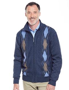 Tootal Fleece Lined Zipper