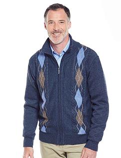 Fleece Lined Tootal Zipper