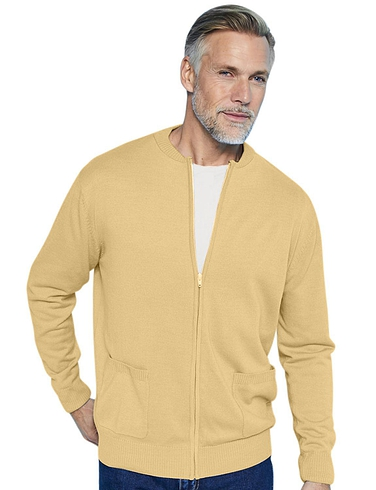 Pegasus Soft Handle Fine Gauge Zipper Jumper