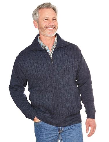 Benbrook Fully Lined Zipper