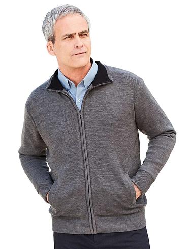 Woodville Fleece Lined Zipper