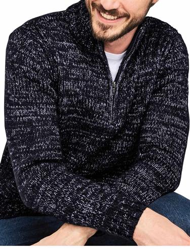 Twisted Yarn Sweater