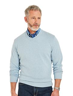 Pegasus V-Neck Sweater