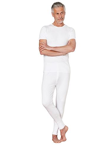 Thermal Vest - White