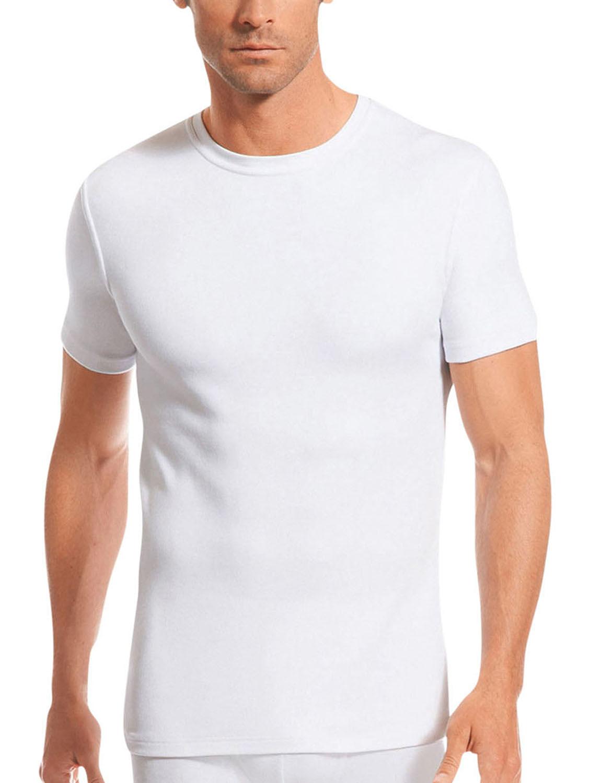 Pack of 2 Jockey Cotton T-Shirts - White