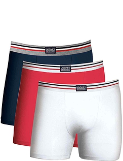 Jockey 3 Pack Stretch Trunk