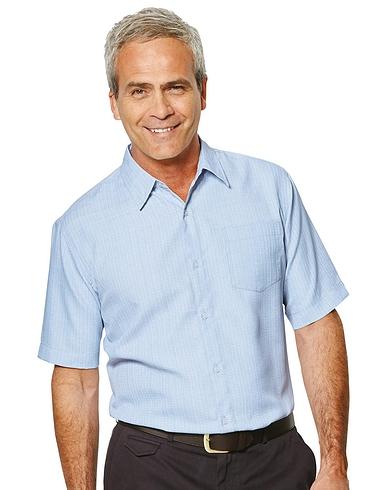 Tootal Linen Effect Fabric Shirt