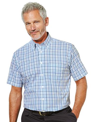 Woodville Summer Tattersall Check Shirt