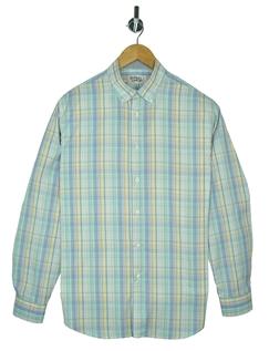 Rael Brook Multi Check Long Sleeve Shirt