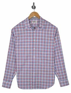 Rael Brook Check Long Sleeve Shirt