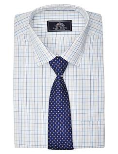 Rael Brook Long Sleeved Shirt & Tie Set