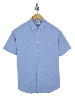 Rael Brook Gingham Short Sleeve Shirt